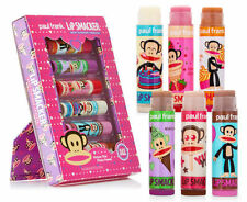 NEW UNUSED Lip Smacker Paul Frank Picture This Photo Frame Collection 6 glosses