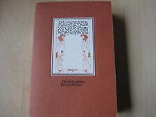 """Marquis de Sade """"Die hundertzwanzig Tage v Sodom"""" Die bibliophilen Taschenbücher"""