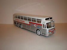 "1/43 BUS SILVER EAGLE 05/40 "" Continental Trailways"" 1969"