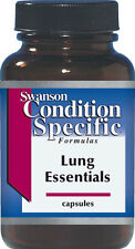 RESPIRATORY ESSENTIALS IMPROVED BREATHING HEALTHY LUNGS BREATHE EASY 120 CAPSULE