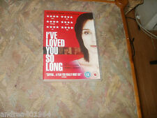 I've Loved You So Long         2008 12 Starring: Kristin Scott Thomas