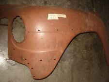 1942 PLYMOUTH DRIVER-SIDE FRONT FENDER / N.O.S. / NEW-OLD-STOCK / RARE ORIG!!!