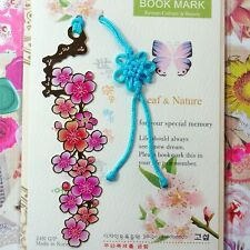 Metal Bookmarks Leaf Nature Bookmark Freeshipping