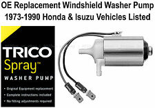 Windshield / Wiper Washer Fluid Pump - Trico Spray 11-601