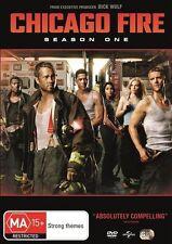 Chicago Fire: Season 1 (DVD, 2014, 6-Disc Set), Regions 2,4