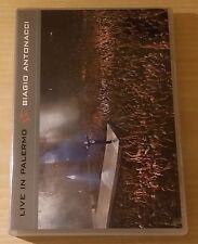 BIAGIO ANTONACCI - LIVE IN PALERMO - DVD COME NUOVO (MINT)