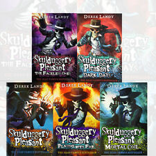 Skulduggery Pleasant Collection (Books 1 - 5),Pleasant,Playing with Fire,Dark Da