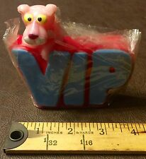 Rare Vintage New Pink Panther VIP Birthday Candle By Presents Of California