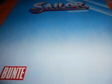SAILOR , The Third Step von 1976 FOC