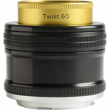 Lensbaby Twist 60 Optic with Straight Body for Canon EF - NEW