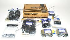 Discovery 2 - Britpart Suspension Bush Kit - Black - DC7101