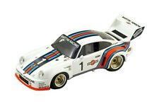 PORSCHE 935 #1 MARTINI WINNER VALLElUNGA 1976 J.ICKX J.MASS 1/18 BY SPARK 18S087
