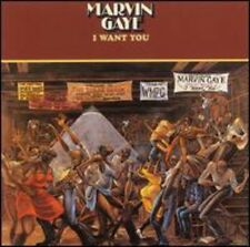 Marvin Gaye - I Want You [New Vinyl] Reissue