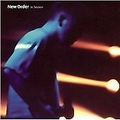 NEW ORDER 'IN SESSION' RARE DELETED ENHANCED CD - FREE 1ST CLASS POST - VG
