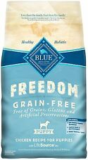 Blue Buffalo Freedom Grain Free Chicken Recipe Puppy Dry Dog Food, 24-Pound , Ne