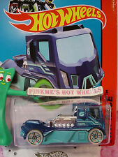 Case B/C 2014 Hot Wheels RENNEN RIG #182 US☆Blue;Glow in Dark pr5☆Night Storm