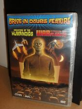 Creation Of The Humanoids / War Between The Planets (DVD) Double Feature! NEW!