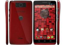 Motorola Droid Ultra 4G LTE RED (Verizon) Unlocked Smartphone Cell Phone XT1080