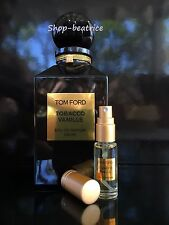 TOM FORD  TOBACCO VANILLE 5ml SPRAY