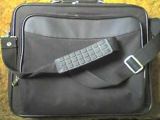 """LAPTOP UP TO 16"""" x 11"""" CASE  , NOTEBOOK  CASE WITH ACCESSORY COMPARTMENTS - USED"""