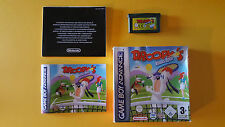 DROOPY'S TENNIS OPEN / jeu complet Game Boy Advance NINTENDO GBA / EUR