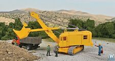 11001 Walthers SceneMaster Cable Excavator w/Bucket Kit HO Scale