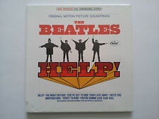 "Beatles ""HELP US version USA Limited Edition CD vinyl replica NEW sealed"