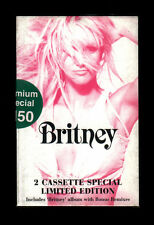 PHILIPPINES:BRITNEY SPEARS - Britney 2 TAPES Special LIMITED EDITION RARE SEALE