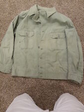 WWII HBT 1st Pattern Combat Shirt / Jacket ~ Been There