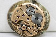 Omega Mechanical Watch Movement Swiss 620 Dial and Hands Parts