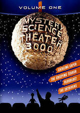 Mystery Science Theater 3000: Volume 1 Widescreen, NTSC, Box set, Multi