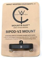 Impact Weapons Components IWC Bipod V2 Mount
