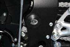 R&G BLACK LEFTHAND LOWER FRAME INSERT for SUZUKI GSX-S1000, 2015 to 2016