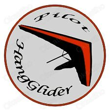 NEW HANG GLIDING DECALS STICKERS EMBLEM (703)