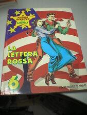 IL PICCOLO SCERIFFO OLD AMERICA N. 6 - La lettera rossa, settembre 1991