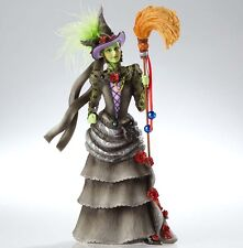 Wizard of Oz Wicked Witch of West Couture De Force Figurine 4040905 Enesco New