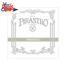 Pirastro Piranito Cello  String Set  1/4-1/8  Medium