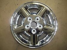 "95 96 97 98 99 04 05 S10 S15 Blazer Jimmy Sonoma Alloy Wheel Rim 15"" 5038 CHROME"