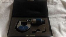 MOORE AND WRIGHT OUTSIDE MICROMETER 0-25mm No 417755
