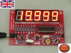 DIY Kits 1Hz-50MHz Crystal Oscillator Frequency Counter Meter Digital LED