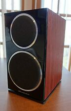 NIB Open Wharfedale Diamond 220 Bookshelf Speakers - Pair
