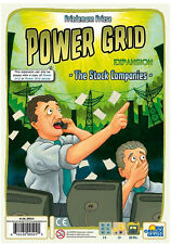Power Grid: The Stock Companies Expansion **Brand New in Shrink**