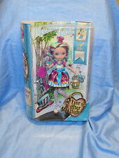 New Ever After High Madeline Hatter Doll Rebel First Edition Foreign Package