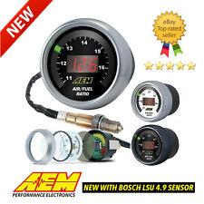 New AEM Digital Wideband AFR UEGO Controller w/ 4.9 LSU Sensor 30-4100 / 30-4110