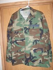 US AIR FORCE Camo long sleve medium regular shirt