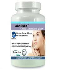 Acne Clear Skin Pills Spots Scars Strong Oily Cleanser Detox Better Complexion