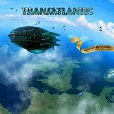 TRANSATLANTIC - MORE NEVER IS ENOUGH 4 CD+DVD ROCK NEU