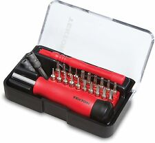 TEKTON 2830 Precision Bit and Driver Kit for Electronic, Precision Devices -27pc