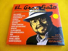 GATO PEREZ - EL GRAN GATO - B.S.O. del documental de Ventura Pons - Precintada