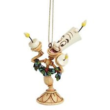 NEW OFFICIAL Disney Traditions Lumiere Hanging Ornament A21430